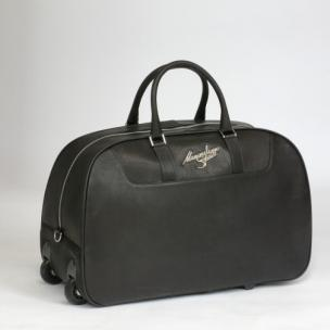Massimiliano Stanco Boston Trolley Bag Black Image