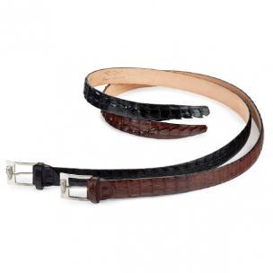 Mauri 100-35 Hornback Tail Belt Image