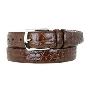 Mezlan AO7367 Genuine Crocodile Belt Sport Image