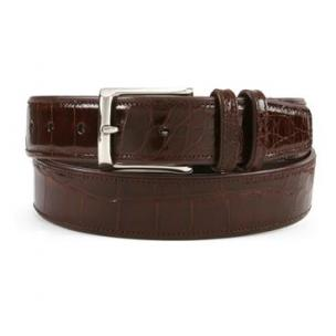 Mezlan AO7907 Genuine Alligator Belt Sport Image