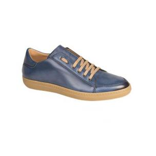 Mezlan Masi Calfskin Sneakers Blue Image