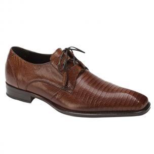 Mezlan Padilla Lizard Shoes Tan Image