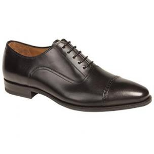 Mezlan Pineda Cap Toe Oxfords Black Image