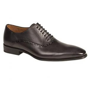 Mezlan Vidal Plain Toe Oxfords Graphite Image
