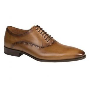 Mezlan Vidal Plain Toe Oxfords Tan Image