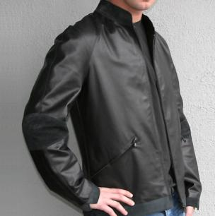 Michael Toschi Bullet Leather Jacket Image
