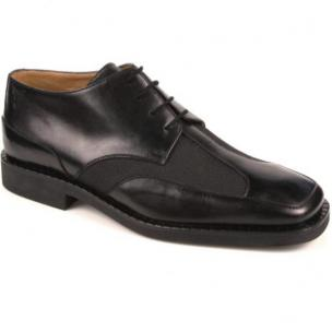 Michael Toschi Lucca Lace Up Shoes Black Image
