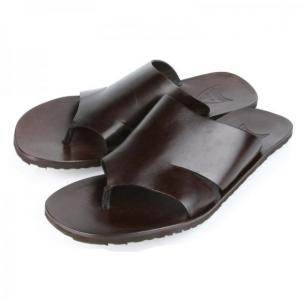 Michael Toschi Mara 2 Sandals Chocolate Image