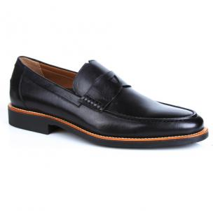 Michael Toschi Marco Penny Loafers Black Image