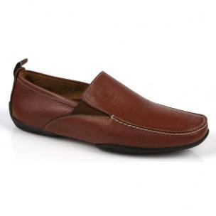Michael Toschi Onda Driving Shoes Brown Image