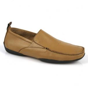 Michael Toschi Onda Driving Shoes Camel Image
