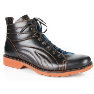 Michael Toschi Rasco Boots Black Image