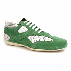 Michael Toschi RS125 Sneakers Green / White Image