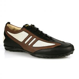 Michael Toschi RS127 Sneakers Black/Brown Image