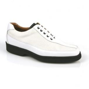 Michael Toschi San Carlos White/Red Sole Image