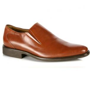 Michael Toschi Alessio Slip On Loafers Brown Image