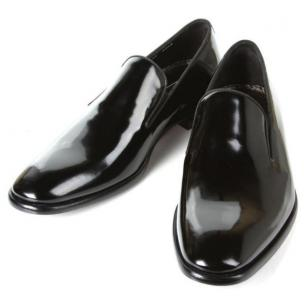 Michael Toschi Formale Patent Leather Loafers Image