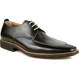 Michael Toschi Romeo Split Toe Shoes Black Image