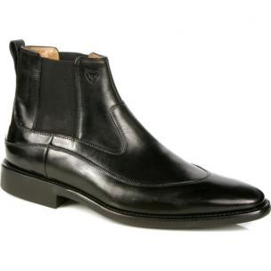 Michael Toschi Spur Double Side Gore Boots Black Image
