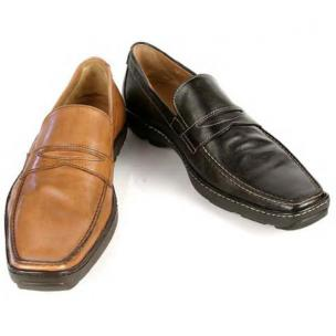 Michael Toschi SUV3 Casual Penny Loafers Image