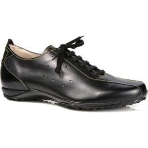 Michael Toschi Titus Sneakers Black Image