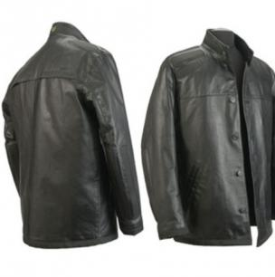 Michael Toschi Zero Leather Jacket Image
