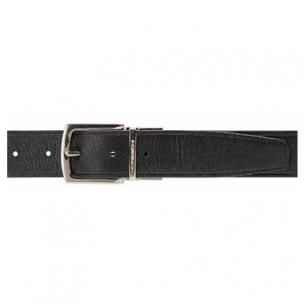 Moreschi Orlando Deerskin Belt Black Image