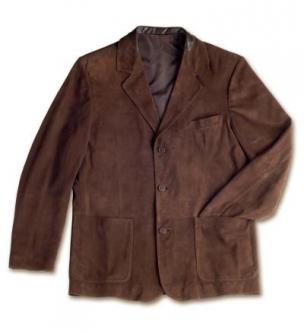 Moreschi Grand Suede Jacket Image