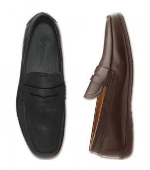 Moreschi Cancun Calfskin Driving Shoes Image