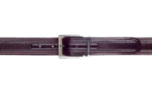 Moreschi Chiasso Peccary Belt Image