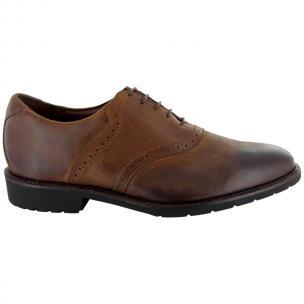 Neil M Boston Saddle Shoes Image