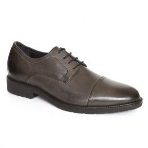 Neil M Phoenix Cap Toe Shoes Vintage Black Image