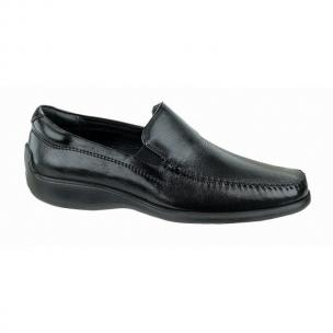 Neil M Rome Comfort Loafers Black Image