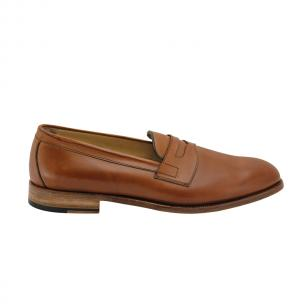 Nettleton Belair Goodyear Welted Penny Loafers Brown Image