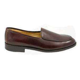 Nettleton Bentley Goodyear Welted Loafers Burgundy Image