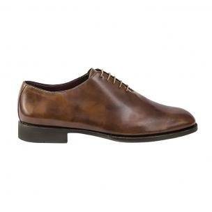 Nettleton Guardsman Plain Toe Oxfords Museum Brown Image