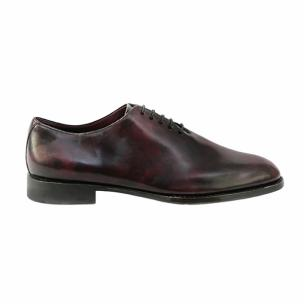 Nettleton Guardsman Plain Toe Oxfords Plum Image