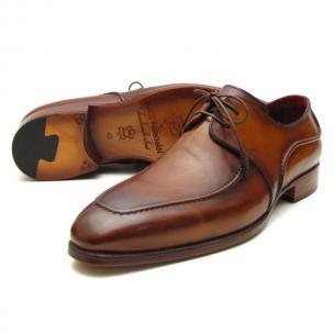 Paul Parkman Derby Shoes Brown Image