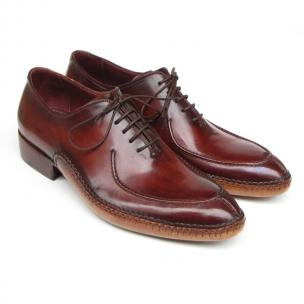 Paul Parkman Side Sewn Oxfords Bordeaux Image