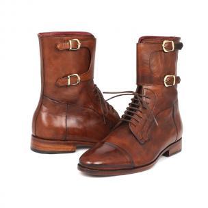 Paul Parkman High Boots Brown Image