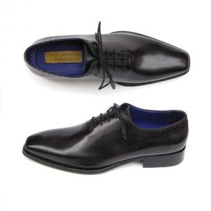 Paul Parkman Plain Toe Oxfords Black Image