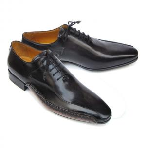 Paul Parkman Sidesewn Oxfords Black Image