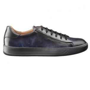 Santoni Apache CB8 Sneakers Blue Image