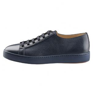 Santoni Cleanic W6 Sneaker Blue Image