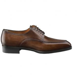 Santoni Dante Apron Toe Shoes Derby Shoes Image