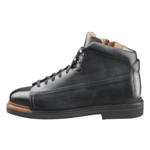 Santoni Everest 08 Winter Boots Gray Image