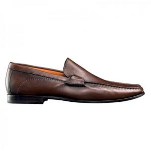 Santoni Shoes Lazzaro Venetian Slip On Image