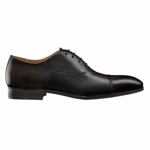 Santoni Salem Hand Antiqued Bal Oxford Image