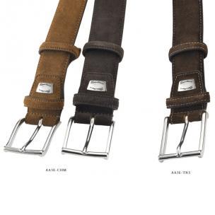 Santoni Suede Belts Image