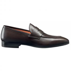 Santoni Will Penny Loafers Image